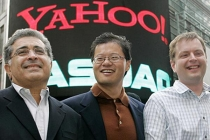辍学生杨致远:用一个小想法 产生了全球第一家千亿美金互联网公司